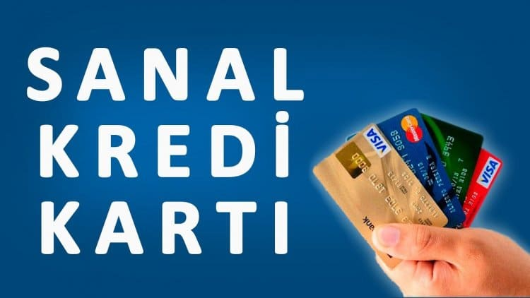 sanal kredi kartı