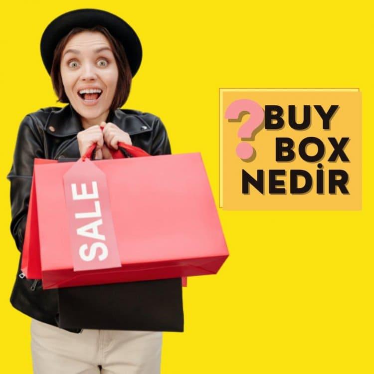 Buybox Nedir? (Amazon, Trendyol, Hepsiburada)