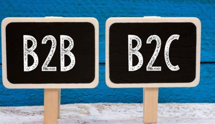 B2B ile B2C Arasında ki Farklar