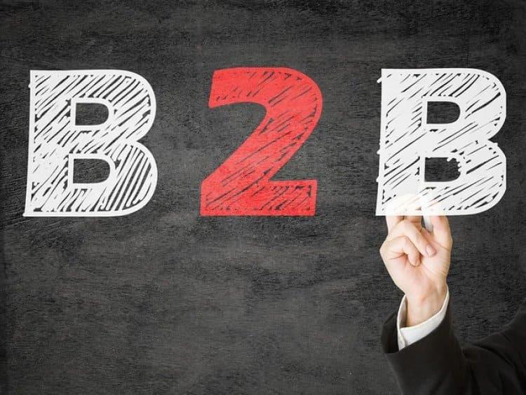 B2B pazarlarda satın alınan ürün veya hizmetin bedeli yüksektir