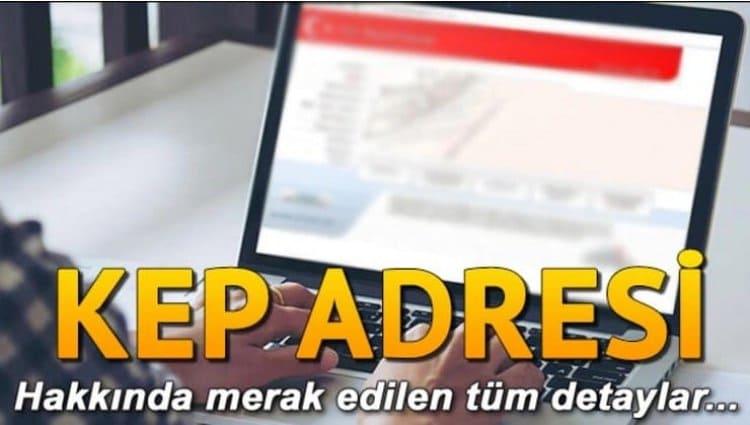 KEP adresi nedir? PTT KEP adresi nasıl alınır?