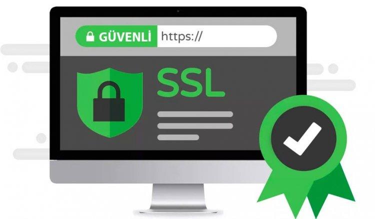 SSL Sertifikası nedir ve neden önemlidir
