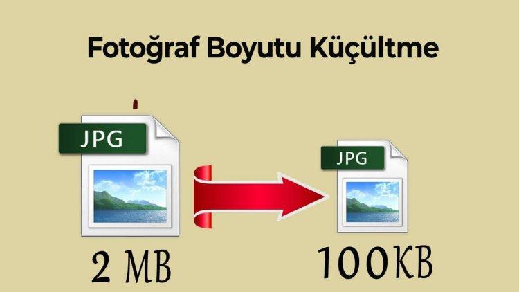 Fotoğraf boyutu nasıl küçültülür,  en etkili ücretsiz 5 araç