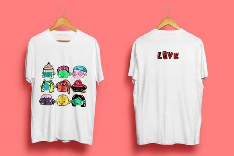 İnternet üzerinden tişört satmak