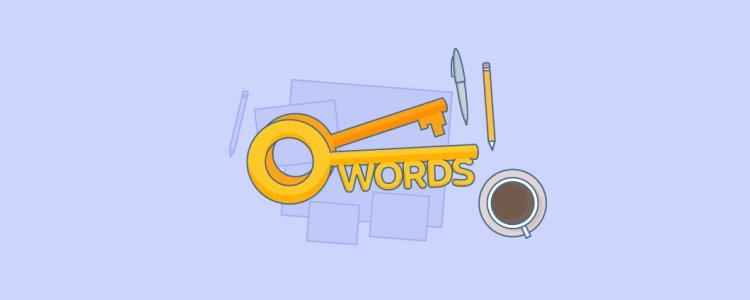 Anahtar Kelime Kullanılmalıdır