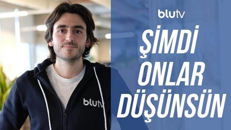 Aydın Doğan Yalçındağ ile BluTV'nin Hikayesi - Şimdi onlar düşünsün!